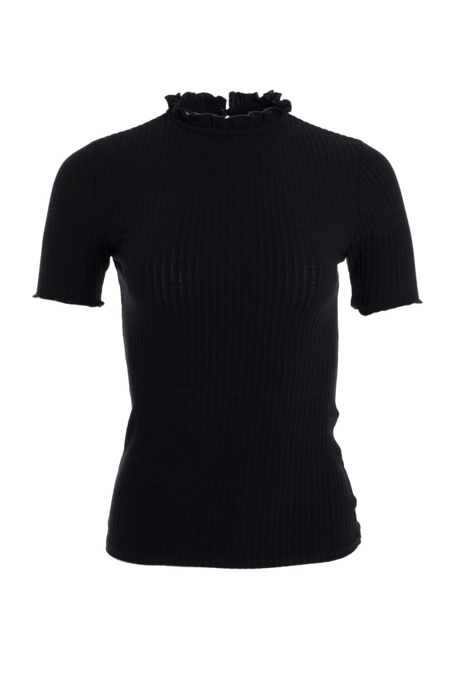 top dama din jerse reiat negru calista